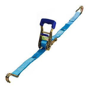 Blue Lashing 25 mm, hook-hook in bag