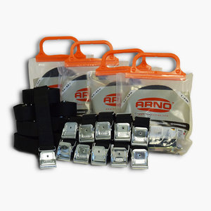 Lashing & strap pack 25 mm